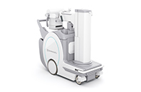 Digital Radiographic Mobile X-ray System with Flat Panel Detector - MobileDaRt Evolution MX8 Version