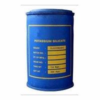 Potassium silicate
