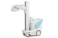 Motorized mobile X-ray system - MobileArt Evolution MX7 Version