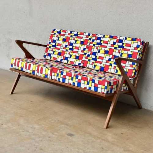 Teakwood Sofa