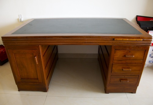 Teakwood Office Table