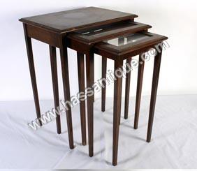 Teakwood Nesting Table
