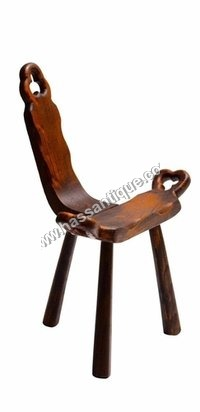 Teakwood Designer Chair