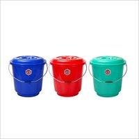 13 Ltrs Plastic Bucket
