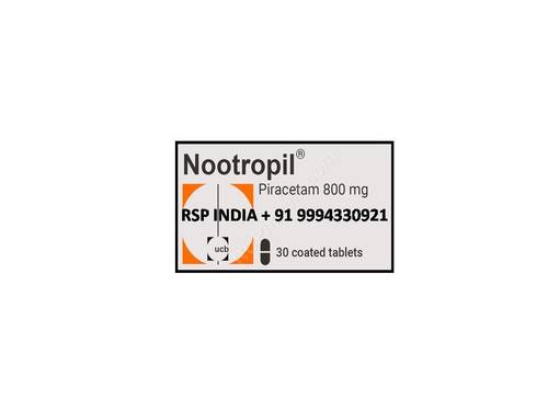 Nootropil 1200 Mg Tablet Supplier Nootropil 1200 Mg Tablet Exporter