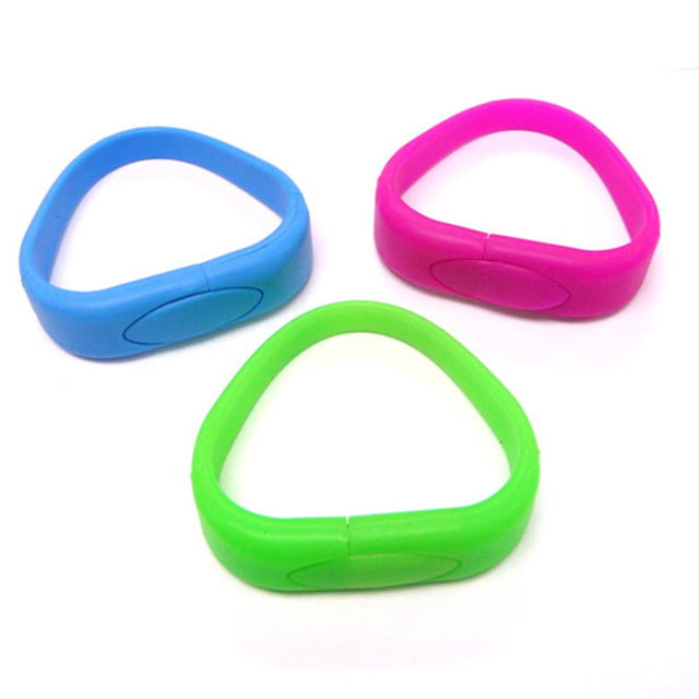 Multi Colour Silicone USB
