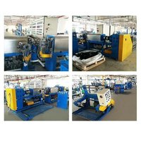 Rubber Vulcanization Extrusion Line