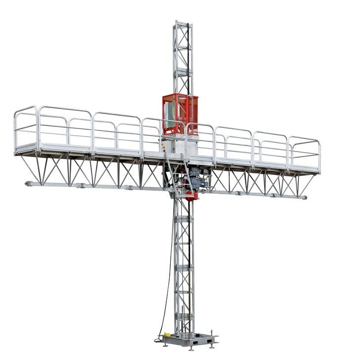 Light Duty Mast Climbling Work Platform