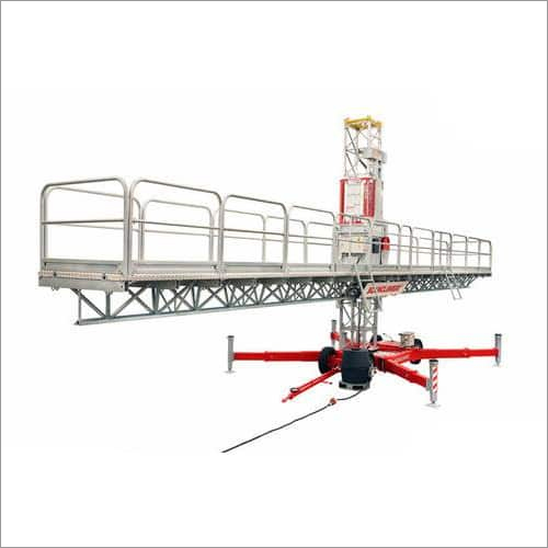Heavy Duty Mast Climbling Work Platform