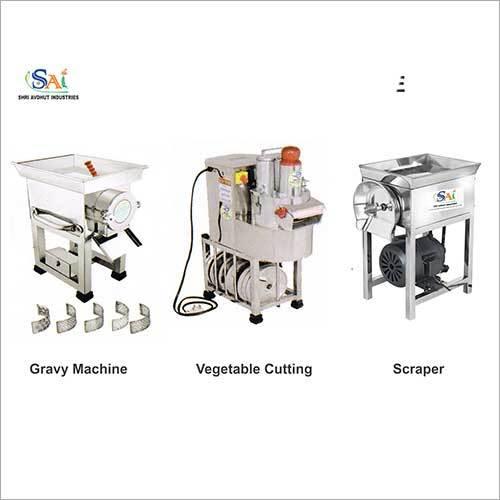 Silver Hotel Industry Machine