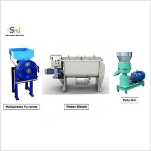Cattle Feed Making Machines