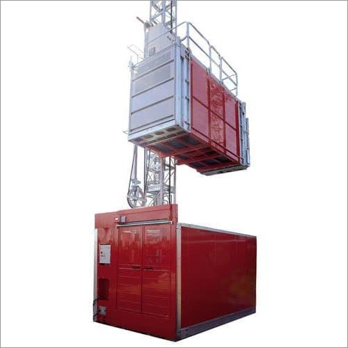 Heavy Duty Construction Hoist