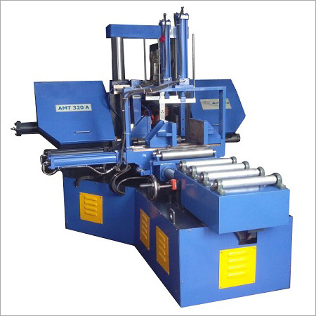 Double Column (Pillar Type) Fully Automatic Band Saw Machine