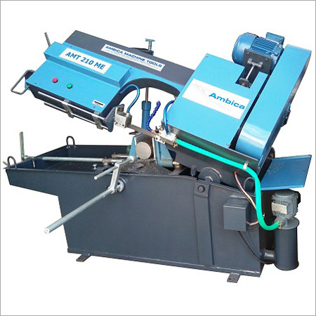 Hinge Type Manual Band Saw Machine