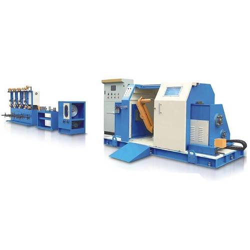High Speed Single Twist Cantilever Buncher