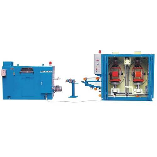 Wire Bunching and Cable Laying Machines