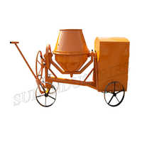 Concrete Mixer Half Bag MS Tyre
