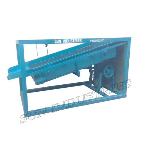 Heavy Vibratory Type Sand Screening Machine