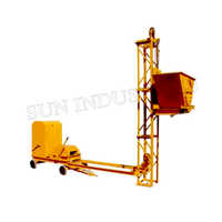 Mini Tower Hoist