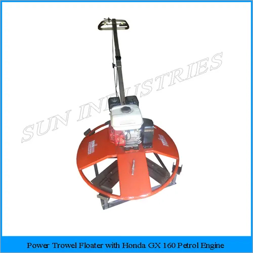 Honda Engine Power Trowel