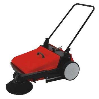 Walk Behind Sweeping Machine