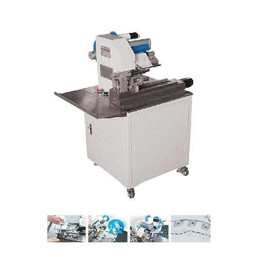 Automatic Flap Type Label Sticking Machine