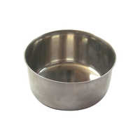 Steel Pet Dog Bowl