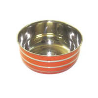 SS Pet food bowl