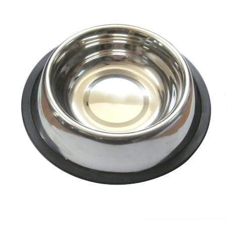 SS Dog Food Bowl