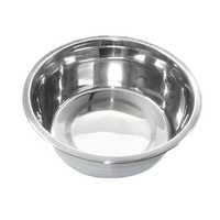 Steel pet Bowl