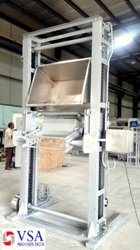 Biscuit Plant Trolley Tilter