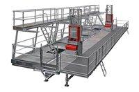 Double Decker Platform