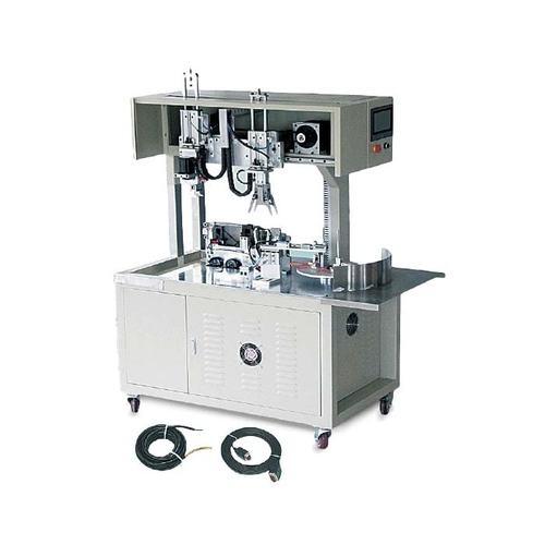Automatic Folding and Round Binding Machine