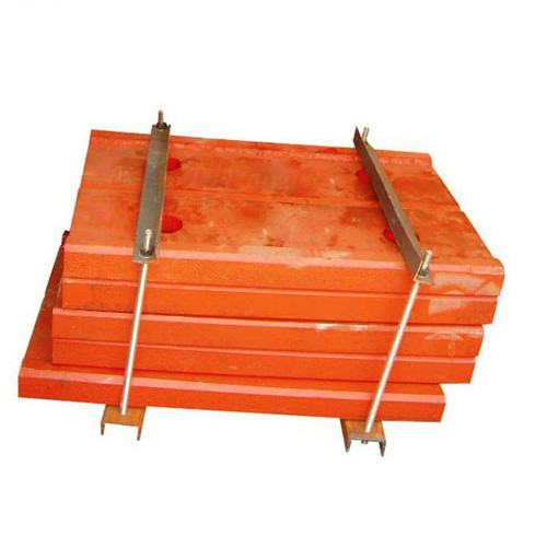 Jaw Crusher Toggle Plates