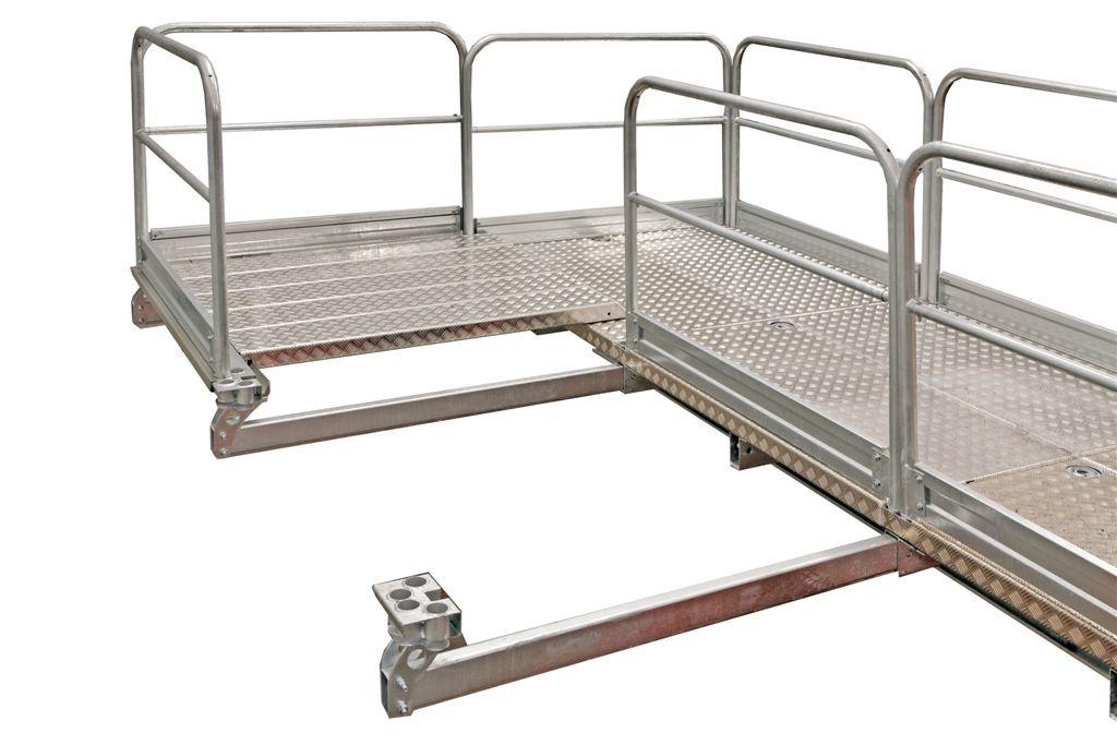 Sliding Deck Extension