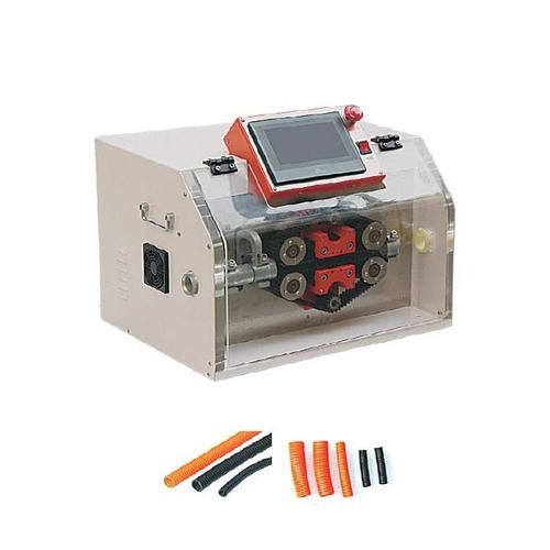 Automatic Computer Bellow Pipe Cutting Machine