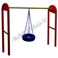 Single Tyre Swing SNS - 004