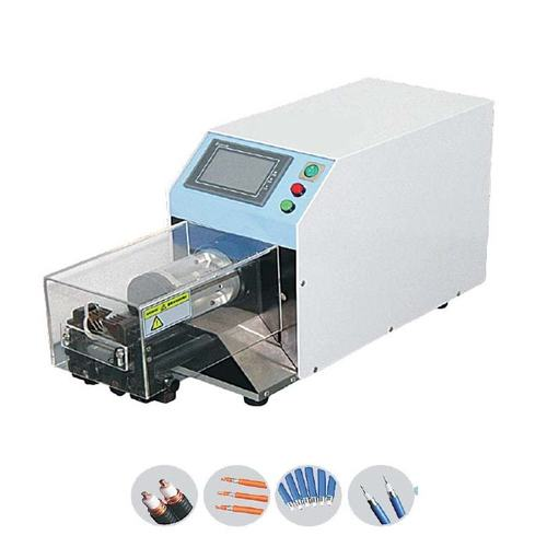 Semi Automatic Coaxial Cable Stripping Machine