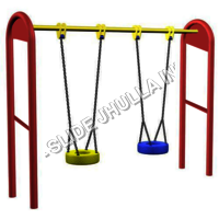 DOUBLE POST TYRE SWING