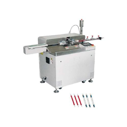 DOUBLE END TINNING MACHINE