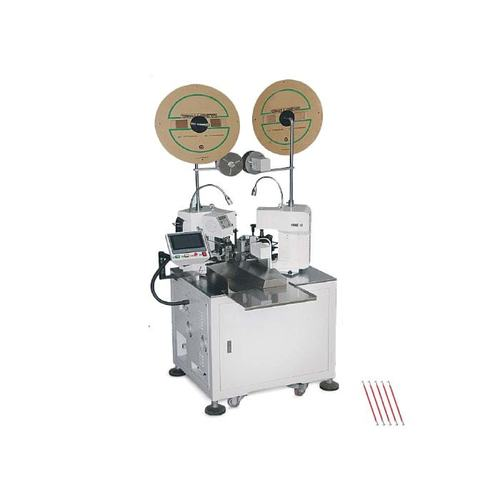 Double End Auto Crimping Machines