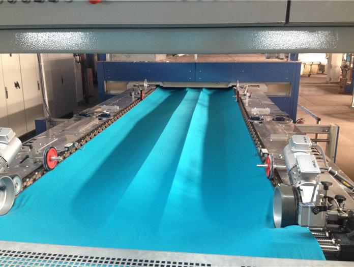 Stenter Dyeing Machine