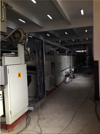 Stenter Dyeing Machine