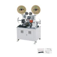 Automatic Ribbon Wire Crimping Machine