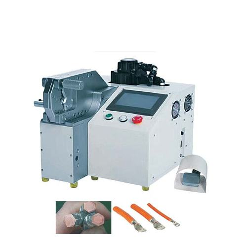 Digital Hexagon Terminal Crimping Machine