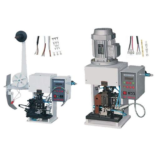 Stripping and Terminal Crimping Machine For Multi Core Wires