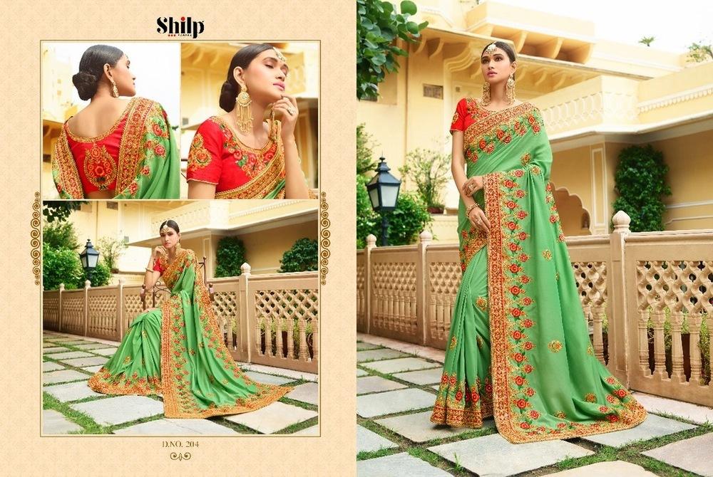 Wedding Heavy Designer Sarees