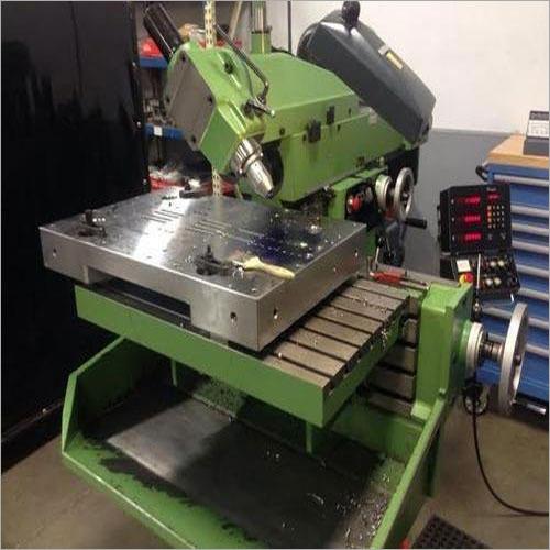 CNC Machine Retrofitting Services