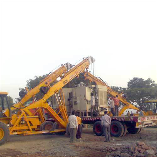 Plant and Machinery Shifting Services