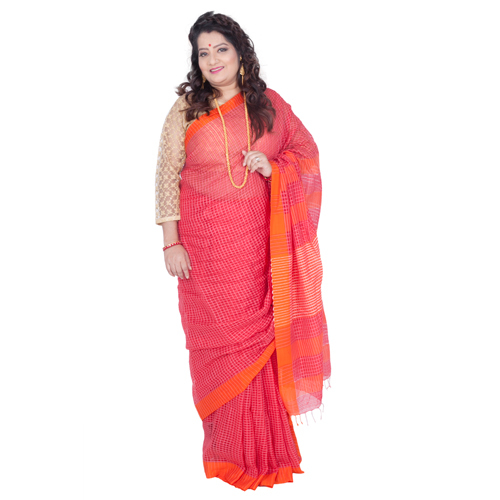 Ladies Pure Handloom Saree